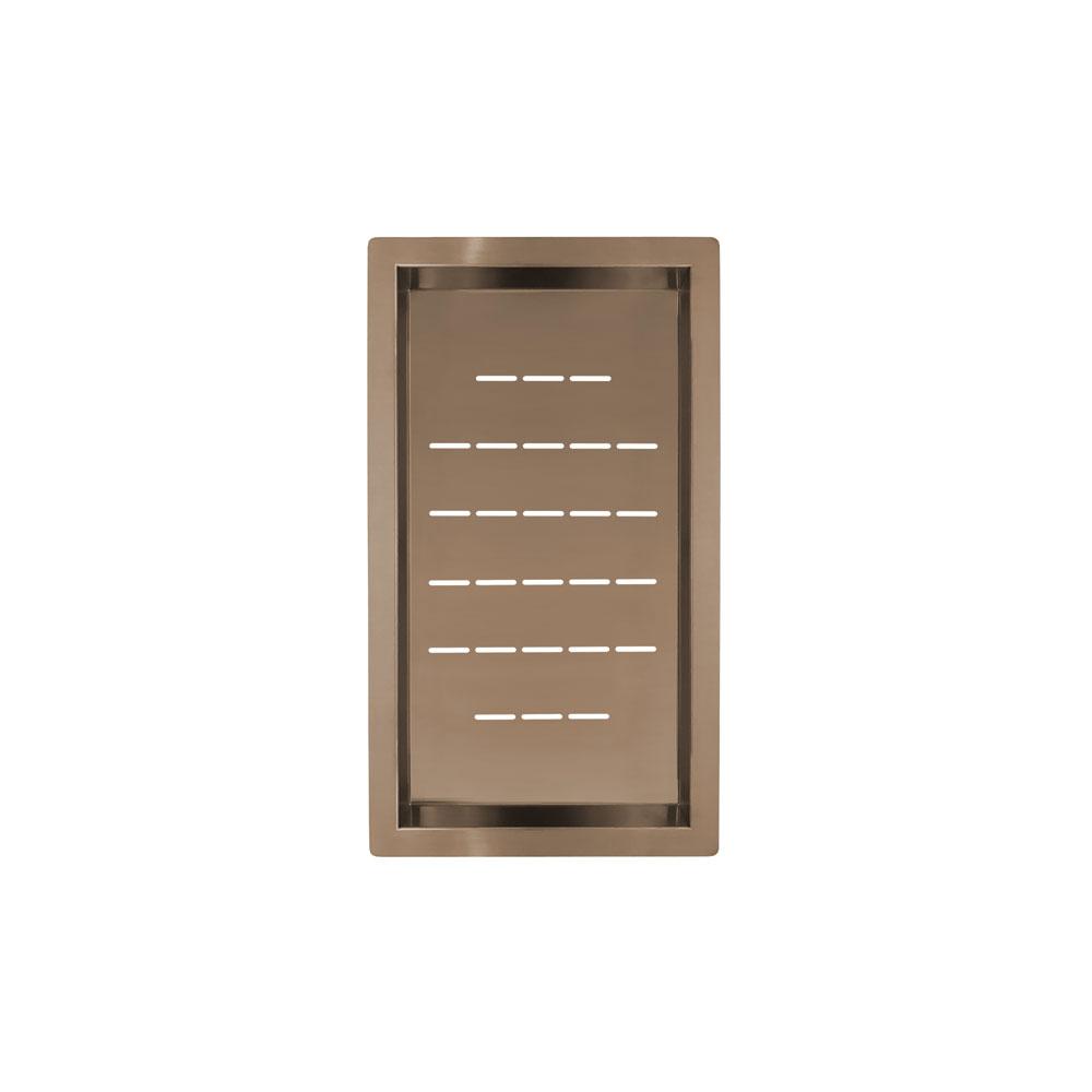 Cuenco Colador Cobre - Nivito CU-WB-240-BC