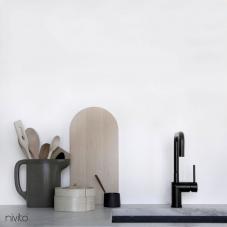 Llave Cocina Negro - Nivito 18-RH-320